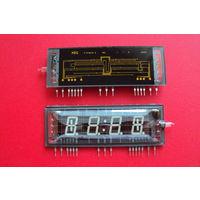 Индикаторы Japan NEC: 4-разрядные FIP4H5, FIP4A15A; 5-разрядный FIP5B15
