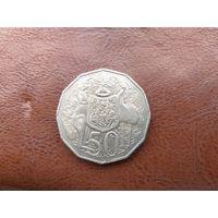 50 центов 1981 Австралия