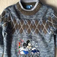Мягкий свитерок Disney на 6 лет