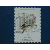 Португалия 1988г.  Птицы