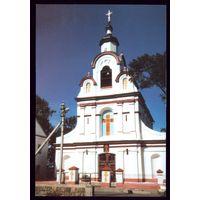 Новогрудок Николаевская церковь