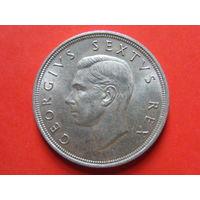 5 шиллингов 1952 года (300 лет основанию Кейптауна)