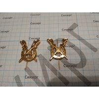 Петличные эмблемы кавалерии