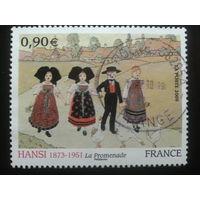 Франция 2009 живопись