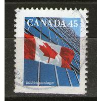 Канада. Михель- 1494-Д. Гашеная.