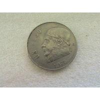 1 песо 1976 г Мексика