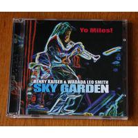 "Henry Kaiser & Wadada Leo Smith ""Yo Miles! Sky Garden"" (Audio CD)"