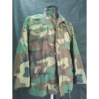 Оригинальная армейская полевая куртка на холодную погоду. Секондхенд. NATO. USA