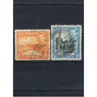 GB Кипр 1938 GVI Памятники