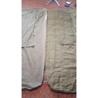 Спальный мешок армейский ссср-новый