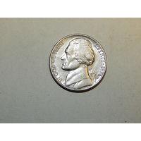США 5 центов 1976 D