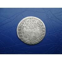 6 грошей (шостак) 1666 (3)         (2847)