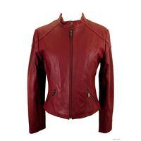 Шикарная куртка из США. Натуральная кожа .Другой такой в Беларусии нет