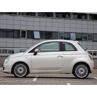 Fiat 500 2012 автомат