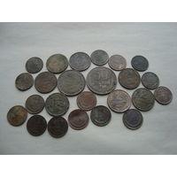 Сборка нечастых монет СССР            (3569)