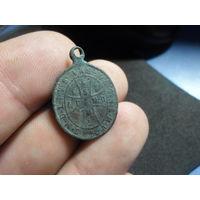 Медальон старинный