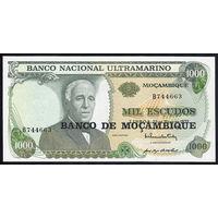 Мозамбик / MOZAMBIQUE_nd (1976-old 23.05.1972)_1000 Escudos_P#119_UNC