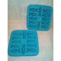 Формочки для льда IKEA силиконовые