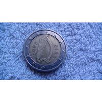 Ирландия 2 евро 2002г. распродажа