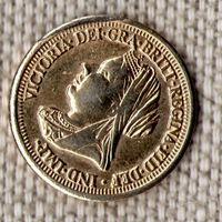 Жетон Медалька / Королева Виктория