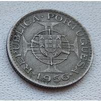 Ангола 2.5 эскудо, 1956  8-11-14
