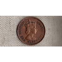 Маврикий 5 центов 1971 /(#С)