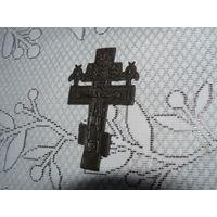 Бронзовый крест 19 век