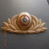Кокарда МВД СССР