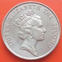 5 долларов 1986 ГОНКОНГ *