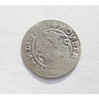 Полугрош Литовский 1520г.Сигизмунд l Старый.Ошибка в легенде SIGIZMVANDI