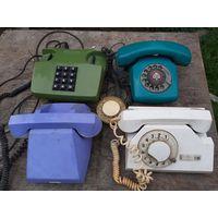 Телефоны СССР (одним лотом)