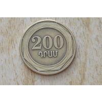 Армения 200 драмов 2003