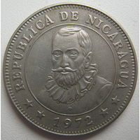 Никарагуа 1 кордоба 1972 г. (d)