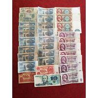 Лот банкнот