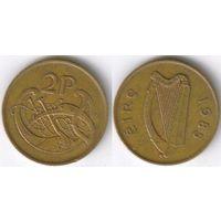 Ирландия. 2 пенса (1985)