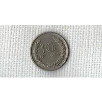 Колумбия 10 сентаво 1972 // (ON)