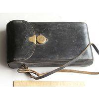 Кожаный чехол для фотоаппарата KODAK No. 3A Autographik производство с 1914 года