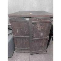 Германия, 1938 г, Интересный шкаф-стеллаж под инструменты. Рейх, ВОВ, WW2. Клейма, бирки.