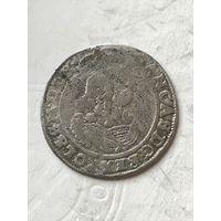 6 грошей 1664