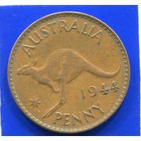 Австралия 1 пенни 1944