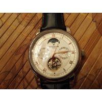 Копия швейцарских часов Patek Philippe механика с автоподзаводом