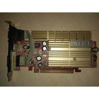 ВИДЕОКАРТА MSI НЕ РАБОЧАЯ DDR2 512MB