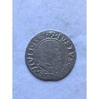Грош  1541 г. - с 1 рубля.