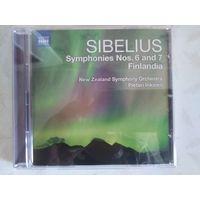 Sibelius - Symphonies Nos. 6 and 7. Finlandia.