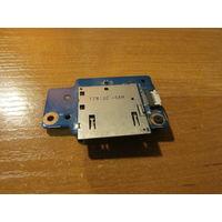 HP DV7-7000 кардридер 48.4ST03.021
