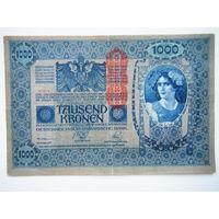 1000 крон 1902г.