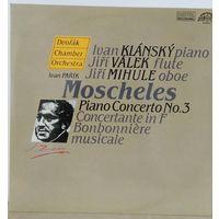Ignaz Moscheles. Piano Concerto No 3. Mint