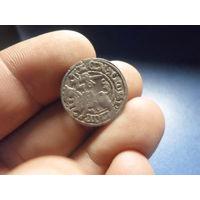 Полугрош Александр Ягеллончик (1492-1506) Вильно. aв,рв готическая легенда LTVANIE