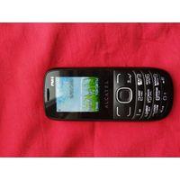 Мобила Alcatel,рабочая, как новая,на 2 SIM