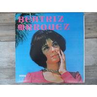 Beatriz Marquez / Orquesta Egrem - Same - Areito, Куба